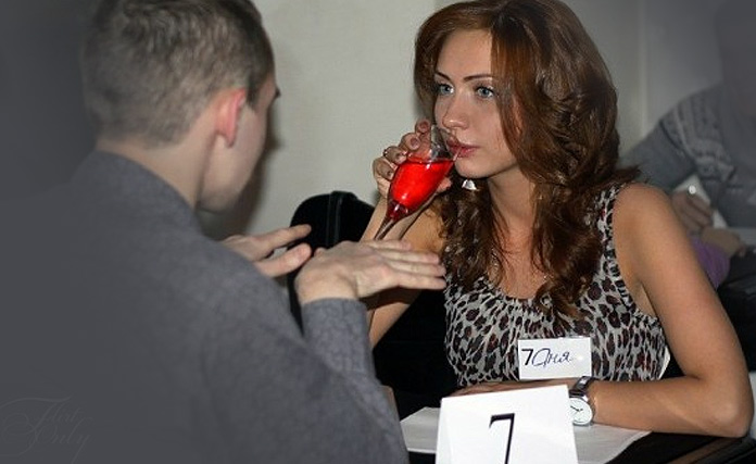Speed dating russian